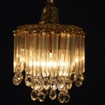 Ceiling Lamp Crystal