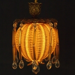 Ceiling Lamp Sea Urchin Olive