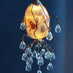 Ceiling Lamp Jelly Fish