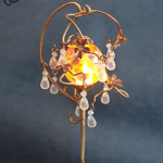 Floor Lamp Flower Ball