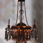 Crystal Chandelier Oscar