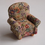 Armchair Petit Point