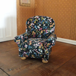 Armchair Flowers