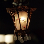 Ceiling Lamp Bird Lantern